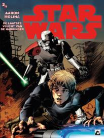 Star Wars 10, De laatste vlucht van de Harbinger 2