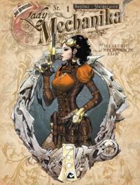 Lady Mechanika, Het mysterie van het mechanische lijk Collector's Pack Tour Editie