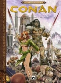 Conan 4, De God in de schaal UITVERKOCHT