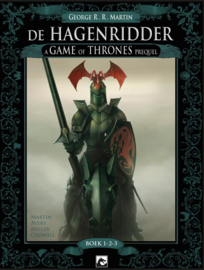 A Game of Thrones Hagenridder boek 1 - 3 Collector Pack
