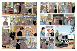 Agatha Christie: Moord in de bibliotheek / Miss Marple HC