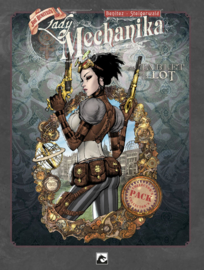 Lady Mechanika, Het tablet van het lot Collector's Pack