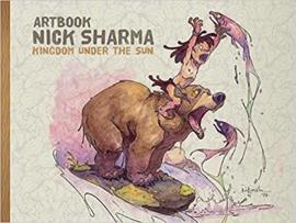 Ominikey Artbook: Nick Sharma