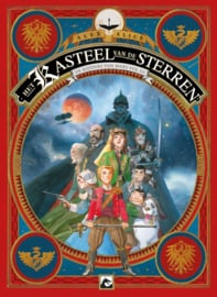 Het kasteel van de sterren 3 SC VERWACHT OKTOBER