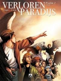 Verloren Paradijs Psalm 2, boek 4, Het einde