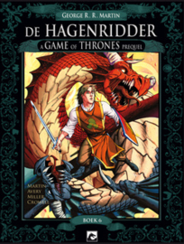 A Game of Thrones Hagenridder boek 6