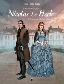 Nicolas le Floch 2, De man met zijn buik vol lood