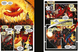 Spider-Man vs Deadpool Premiumpakket