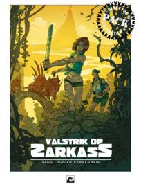 Valstrik op Zarkass Collector Pack COMPLEET