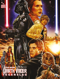 Star Wars Darth Vader 7: Tegenslag 1