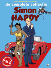 Simon Hardy SC Collector Pack COMPLEET