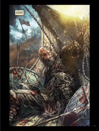 Vikings, Opstand