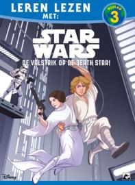 Leren lezen met Star Wars, niveau 3, De valstrik op de Death Star