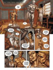 Inguinis 2, Romeinse lichamen