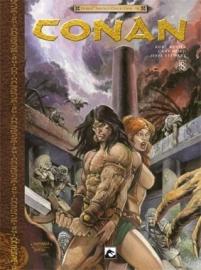 Conan 8, De toren van de Olifant