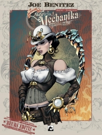 Lady Mechanika 1 t/m 3, EXCLUSIEVE HC Collector's Pack (oplage 100st)