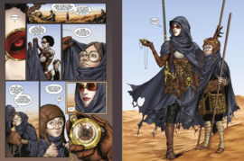Lady Mechanika, Het tablet van het lot 2 (van 3)