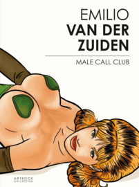 Emilio van der Zuiden Art Book