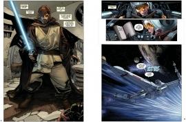 Star Wars 4, Confrontatie op Smokkelaarsmaan 1