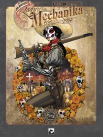 Lady Mechanika, Dama de la Muerte - Weesjongens West Abbey Collector's Pack