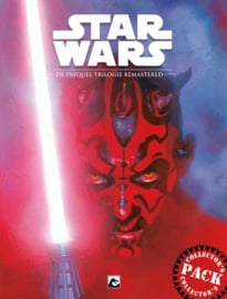 Prequel trilogie episode 1,2,3 Collector's Pack HC