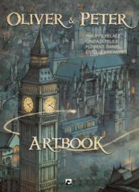 Oliver & Peter Artbook