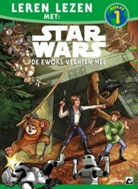 Leren lezen met Star Wars, niveau 1, De Ewoks helpen mee!