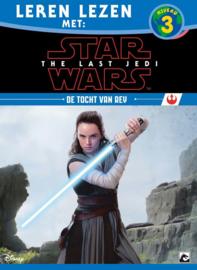 Leren lezen met Star Wars, niveau 3, De tocht van Rey