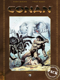 Conan 7-8-9 Collector's Pack 4