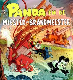 Panda en de meester-brandmeester SC VERWACHT JANUARI