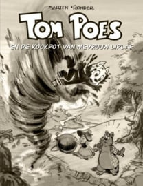Tom Poes en de tijdverdrijver 11 HC Luxe editie VERWACHT NOVEMBER