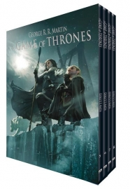 Game of Thrones Verzamelcassette 2 leeg