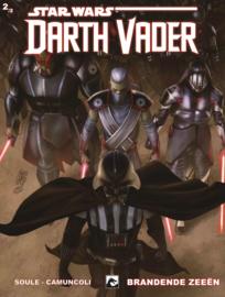 Star Wars, Darth Vader 18: Brandende zeeen 2 van 2