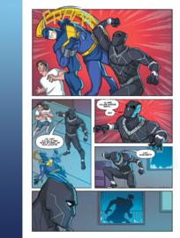 Marvel Action Avengers 3 Bange Tijden