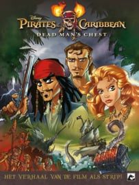 Pirates of the Caribbean, Dead man's Chest, Graphic Novel
