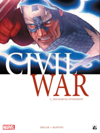 Civil War 3 (van 3)