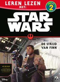Leren lezen met Star Wars, niveau 2, De strijd van Finn