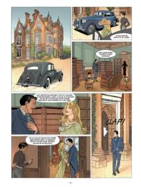 Agatha Christie: Moord op de Nijl SC