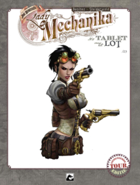 Lady Mechanika, Het tablet van het lot Collector's Pack Tour Editie