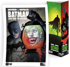 Batman, Last Knight on earth 1 + 2 Premiumpack
