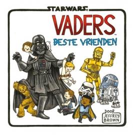 Vaders beste vrienden, Star Wars by Jeffrey Brown UITVERKOCHT