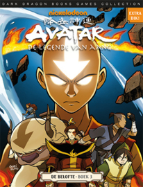 Avatar, De legende van Aang, De belofte Collector Pack UITVERKOCHT