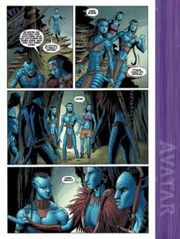 Avatar, Tsu Tey's pad 2