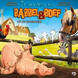 Babbel & Boef op de boerderij