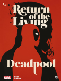 Return of the Living Deadpool! 1 van 2