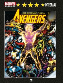Avengers, Korvac Saga 2