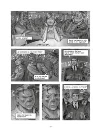 De dame van de ansichtkaarten integraal