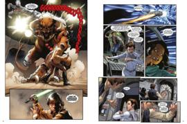 Star Wars 6, Confrontatie op Smokkelaarsmaan 3