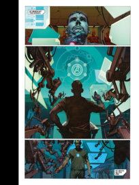 Avengers, Journey to Inifinity 3 (van 6)