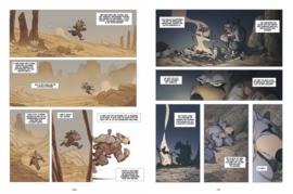 Solo 4, Race naar de hel